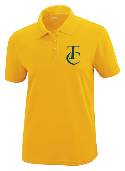 Turtle Club TC Ladies Dri-Fit Polo