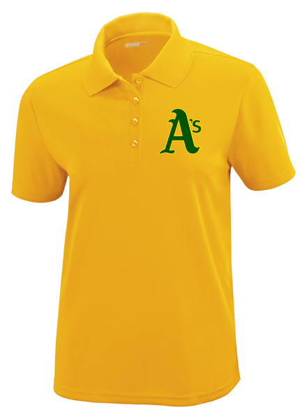 LaSalle Athletics Ladies Dri-Fit Polo