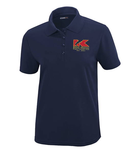 Kent Havoc Ladies Dri-Fit Polo