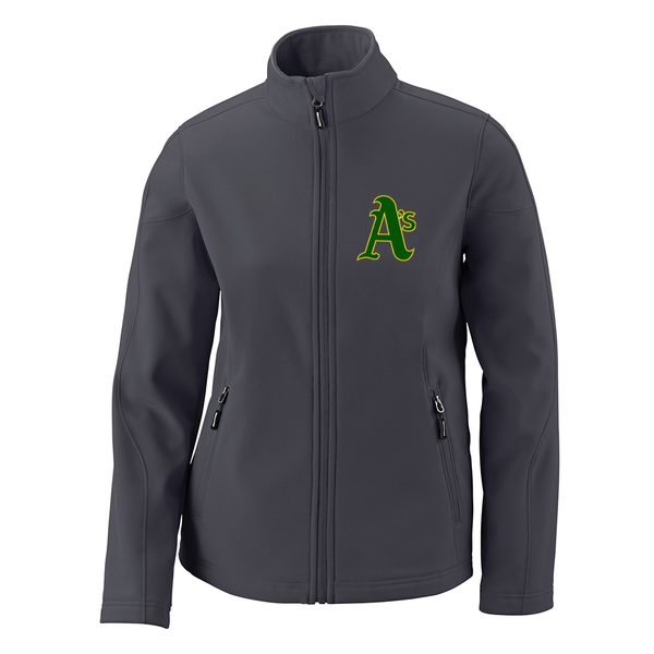 Athletics Ladies Soft Shell Jacket