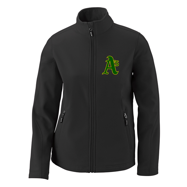LaSalle Athletics Ladies Soft Shell Jacket