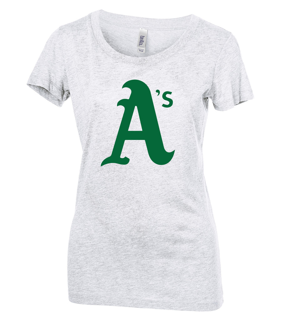 LaSalle Athletics Ladies Tri-Blend T-Shirt