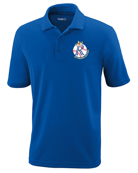 Riverside Minor Baseball Mens Polo