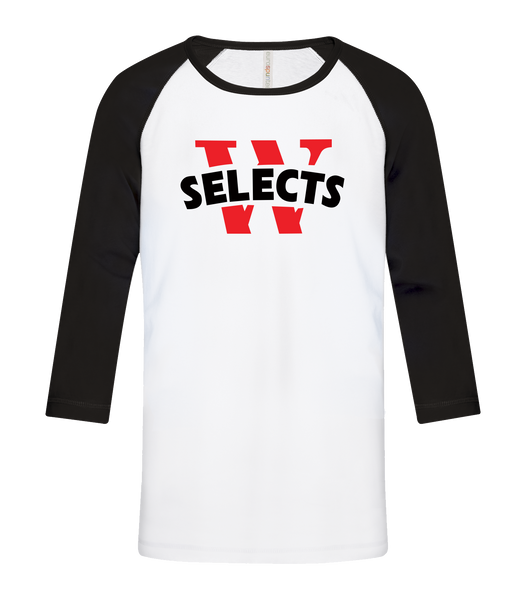 Windsor Selects Adult Baseball Tee