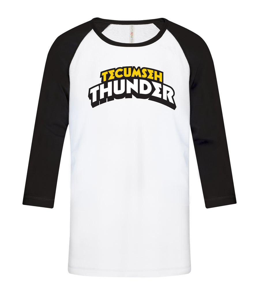 Thunder Adult 'Aztec' Baseball Tee
