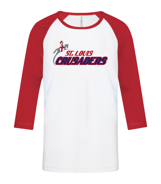 Crusaders Youth Cotton Baseball Tee
