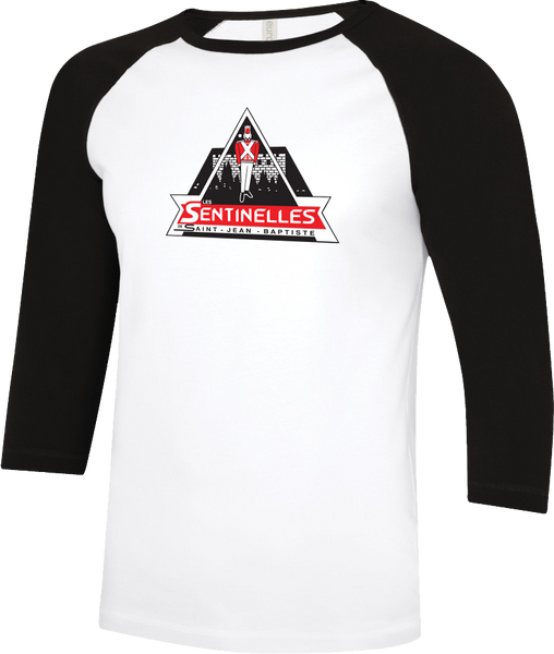 Sentinelles Adult Cotton Baseball Shirt