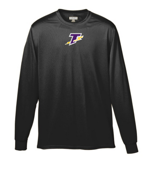 Thunder Youth Wicking Cotton Long Sleeve