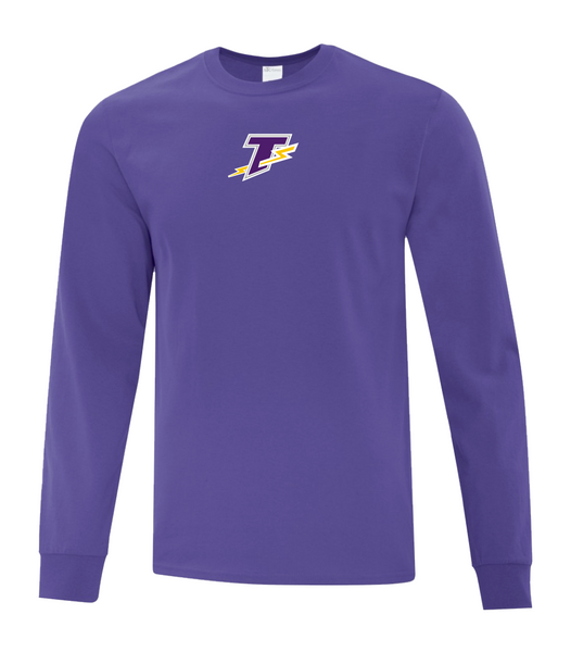 Thunder Adult Wicking Cotton Long Sleeve
