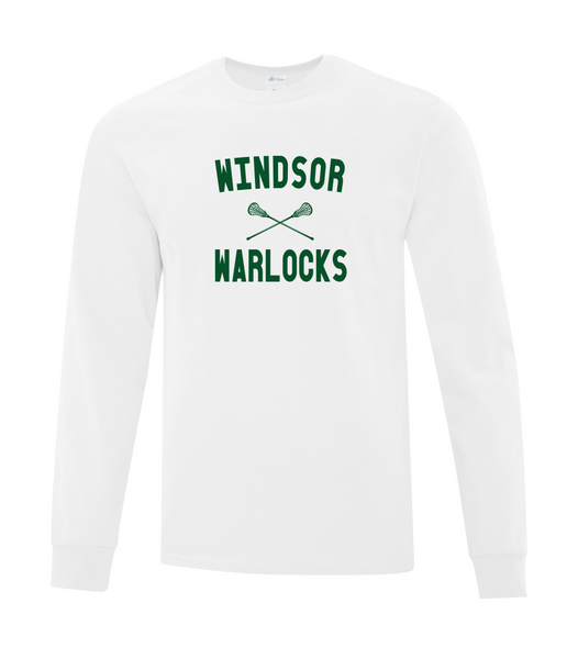 Warlocks Adult Cotton Long Sleeve