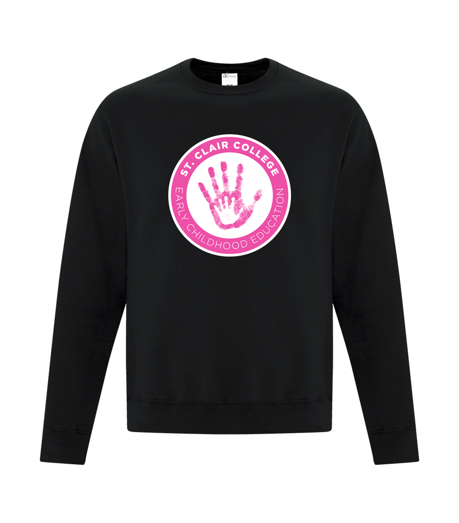 SCC ECE Fleece Crewneck Sweatshirt