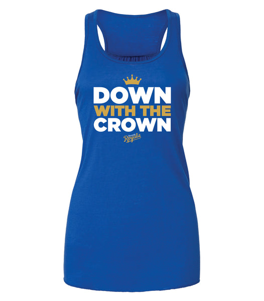 Riverside Royals 'Down With the Crown' Ladies Tanktop