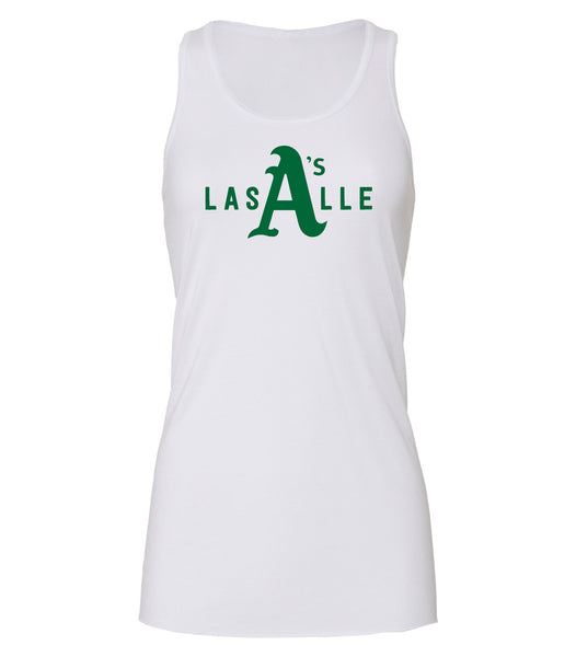 Lassie Athletics 'LaSalle Big A' Ladies Tanktop