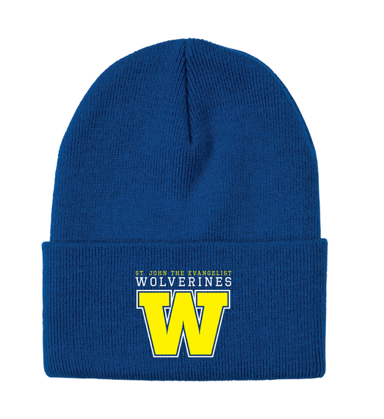Wolverines Baseball Knit Toque
