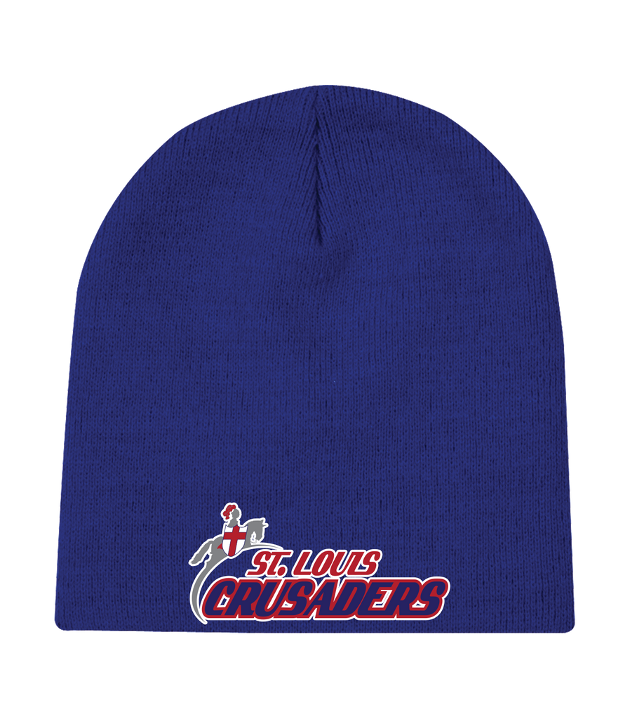 Crusaders Knit Skull Cap