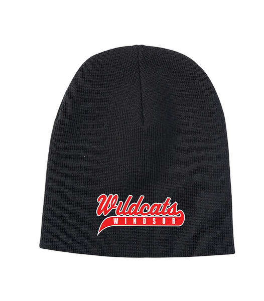 Windsor Wildcats Knit Skull Cap