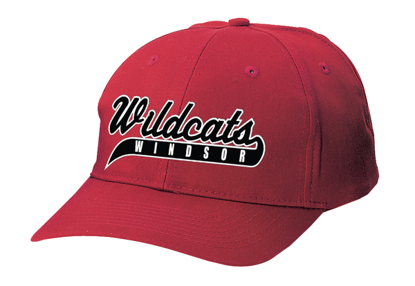 Windsor Wildcats Mid Profile Twill Cap