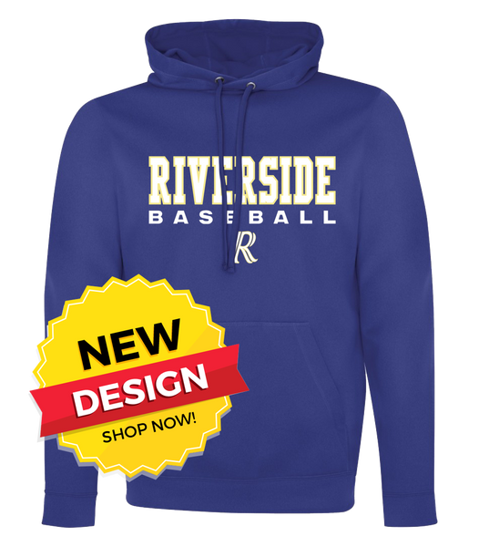 Royals 'Stacked' Youth Dri-Fit Hoodie