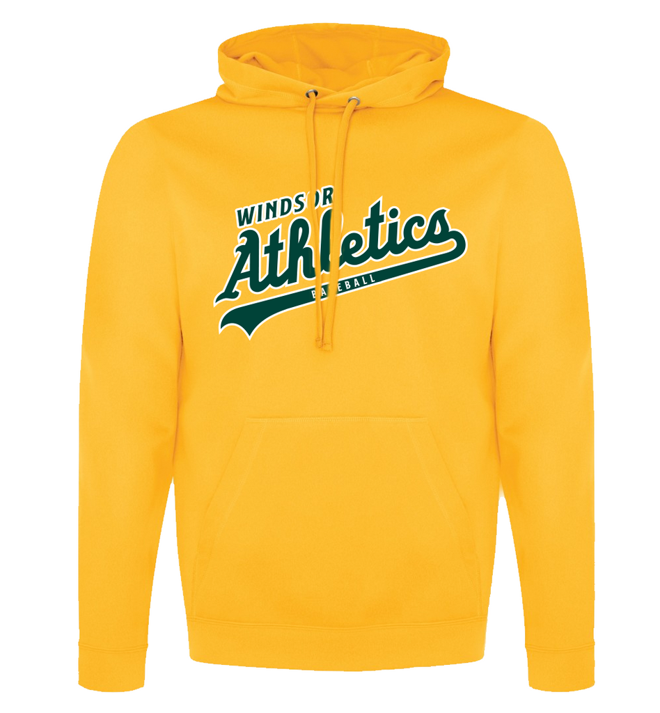 Windsor Athletics Youth Dri-Fit Hoodie with Embroidered Applique Logo & Personalization
