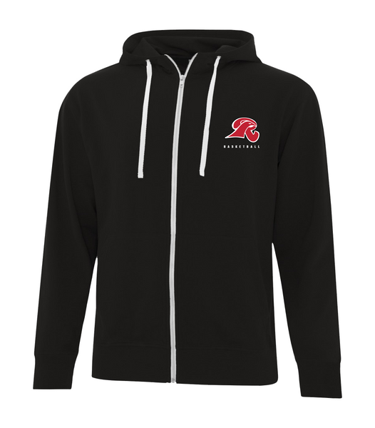 Falcons Adult Full Zip Hoodie