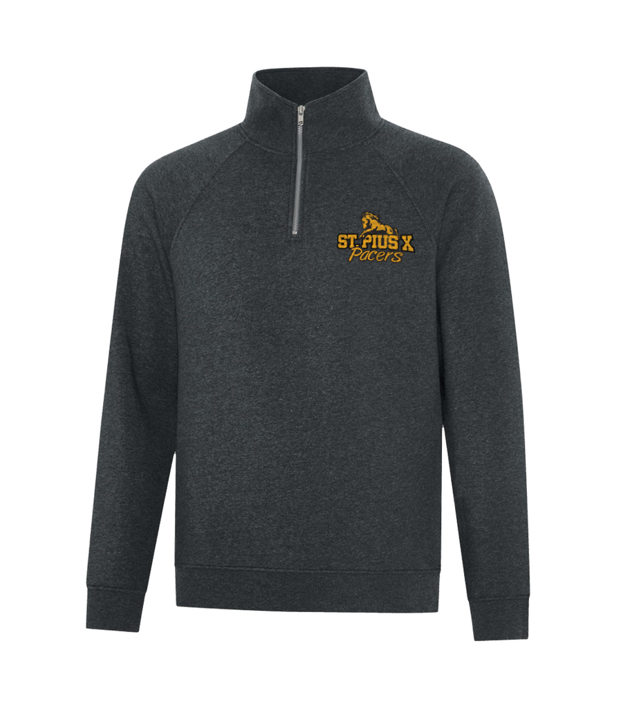 Pacers Adult Vintage 1/4 Zip Sweatshirt with Embroidered Logo & Personalization