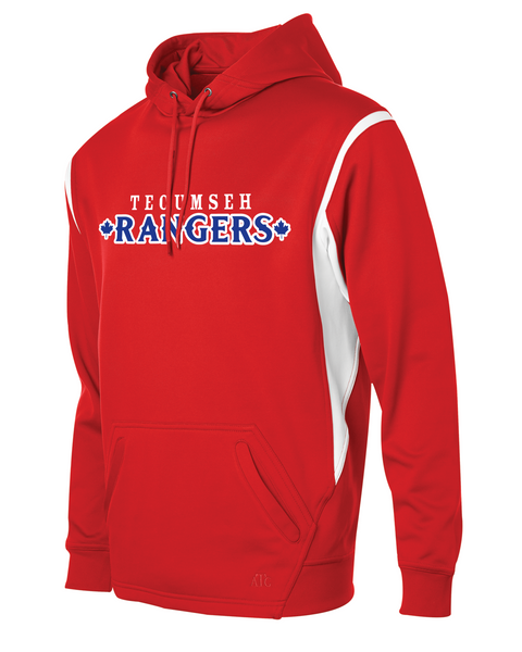 Rangers Adult Dri-Fit Two Colour Hoodie