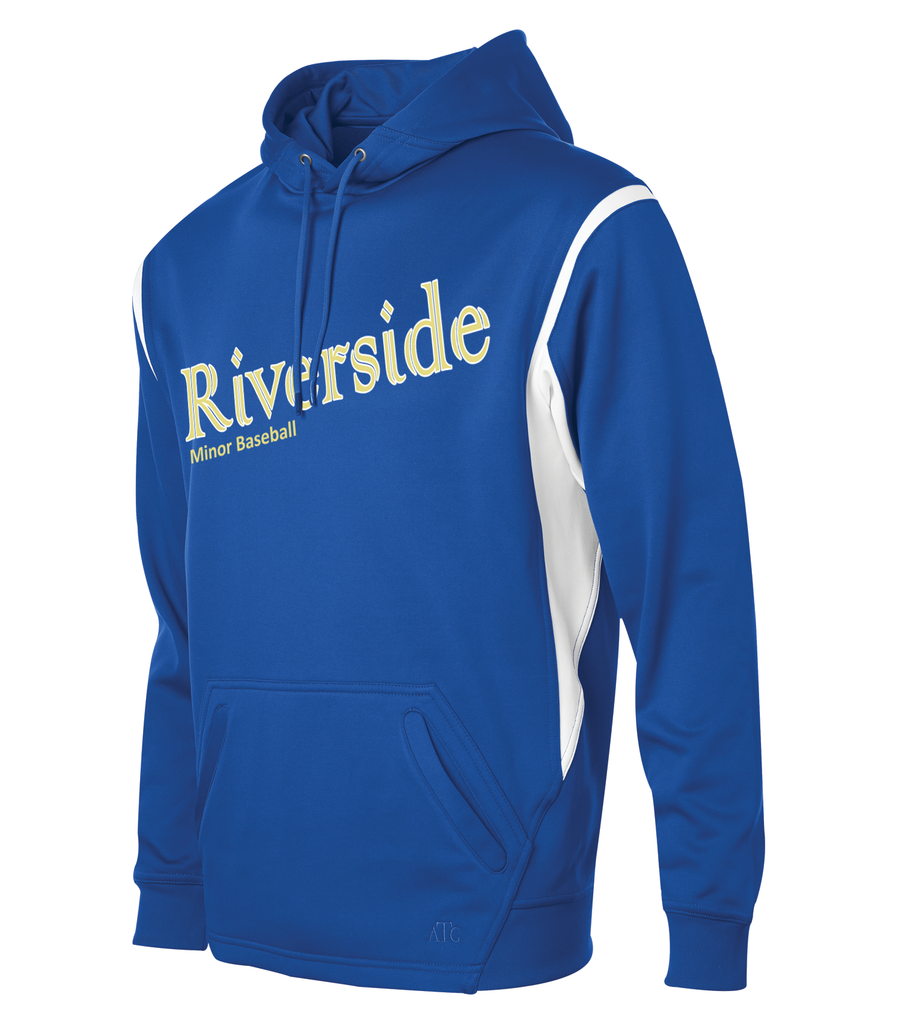 Royals Adult Two Tone Dri-Fit Hoodie