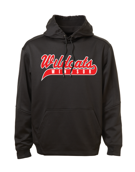 Windsor Wildcats Adult Dri-Fit Hoodie