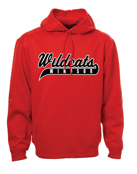 Wildcats Softball Adult Dri-Fit Hoodie