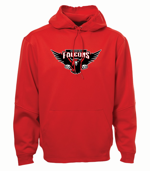 Falcons Youth Dri-Fit Hoodie with Vinyl Imprint