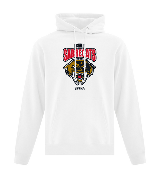 Sabrecats Adult Cotton Sweatshirt with Full Colour Printing & Personalization