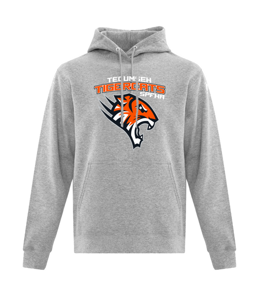 Tiger Cats Adult Cotton Sweatshirt with Full Colour Printing & Personalization