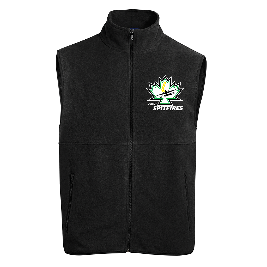 Minor Hockey Adult Polar Fleece Vest
