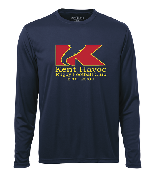 Kent Havoc Mens Dri-Fit Long Sleeve