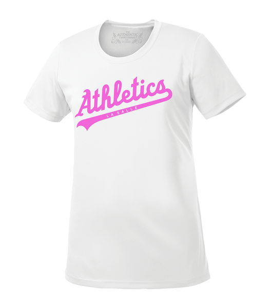 Athletics Ladies Performance Tee