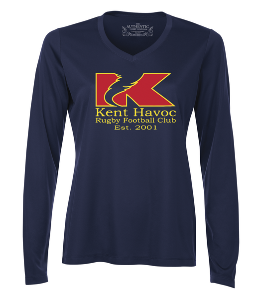 Kent Havoc Ladies Dri-Fit Long Sleeve