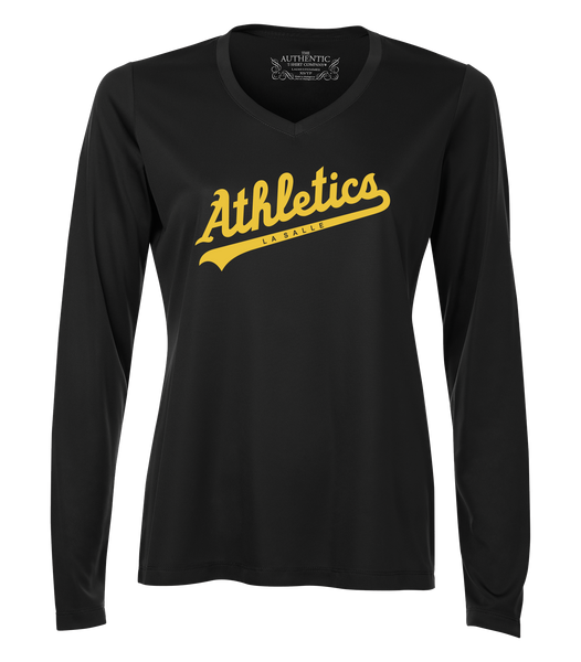 Athletics Ladies Dri-Fit Long Sleeve