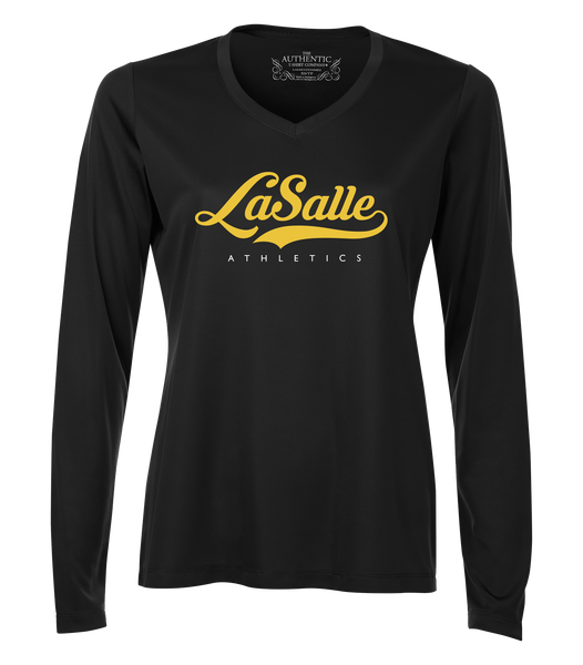 Athletics Ladies 'Alternate Script' Dri-Fit Long Sleeve