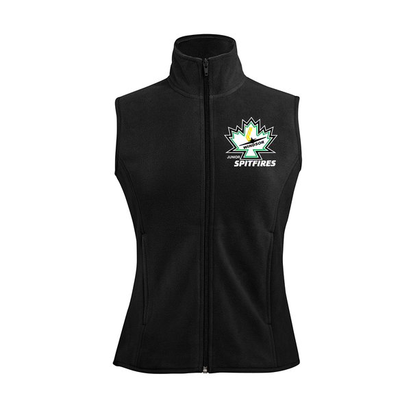 Windsor Minor Hockey Ladies Polar Fleece Vest