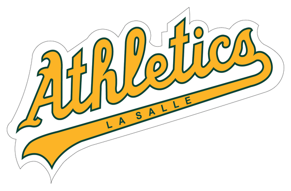 LaSalle Athletics Decal