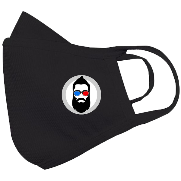 """Mack Flash"" Civilian Mask"