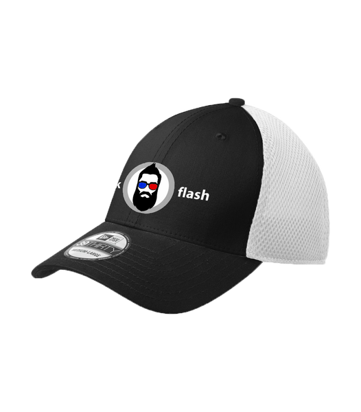 """Mack Flash"" New Era Stretch Mesh Cap"