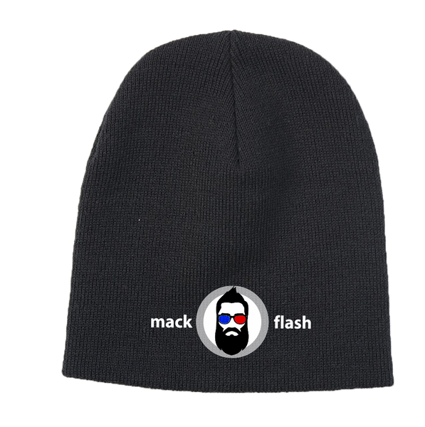 """Mack Flash"" Knit Skull Cap"