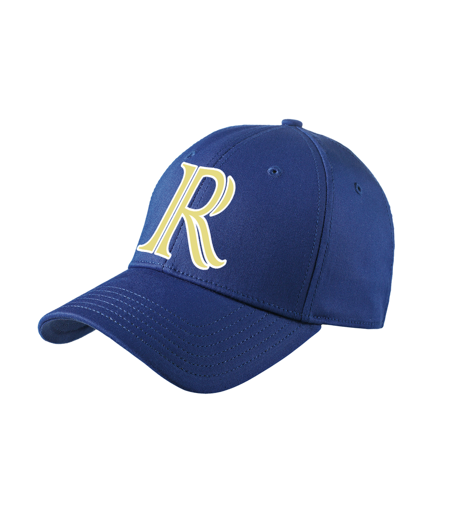Riverside Minor Baseball Structured Stretch Cap