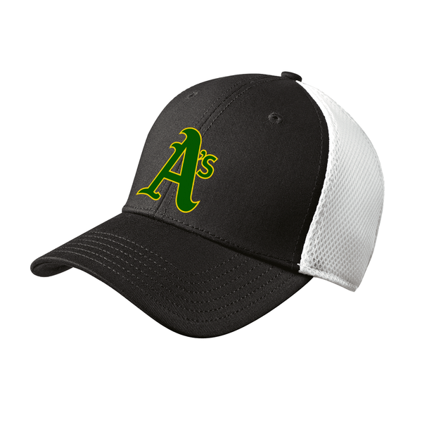 Athletics New Era Stretch Mesh Cap
