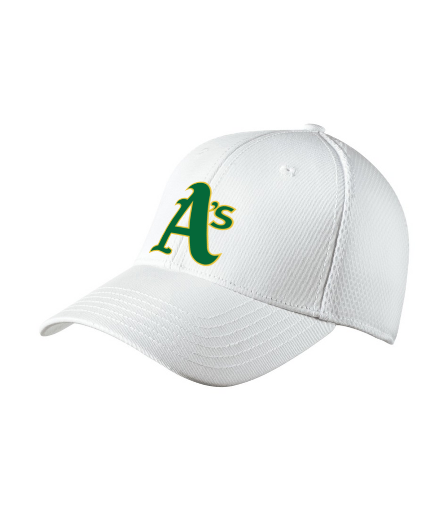 LaSalle Athletics Stretch Mesh Cap