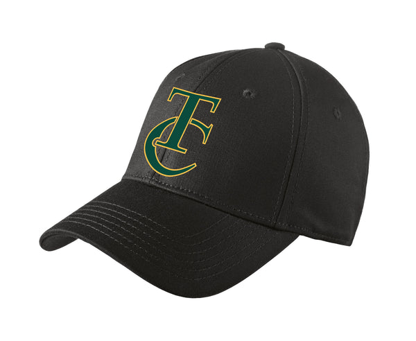 Turtle Club TC New Era Stretch Acrylic Structured Cap