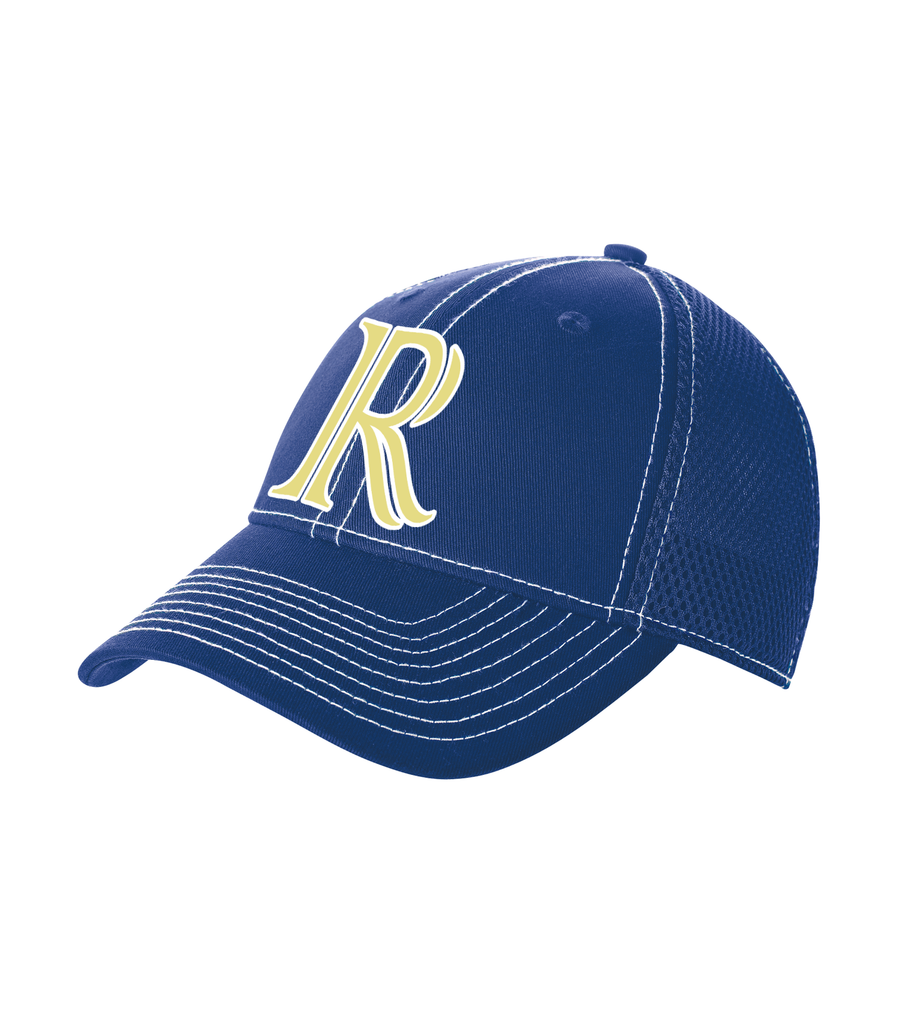 Riverside Minor Baseball Contrast Stretch Mesh Cap