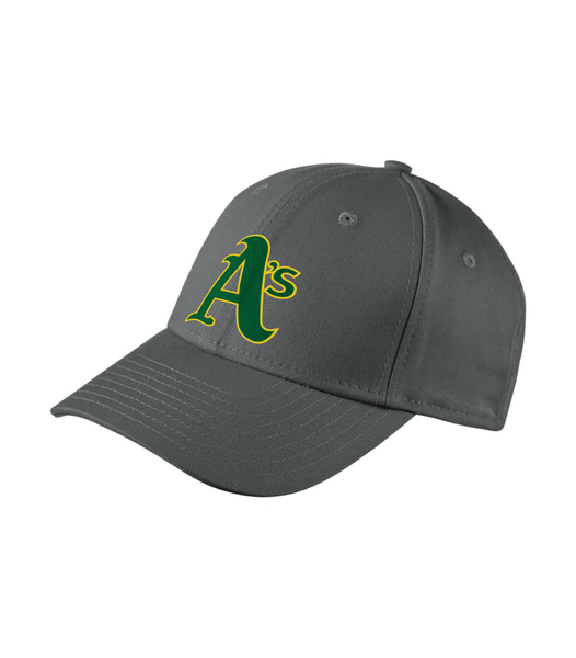 Athletics New Era Adjustable Structured Cap
