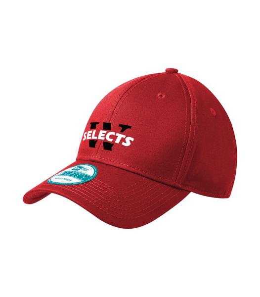 Selects New Era Adjustable Structured Cap